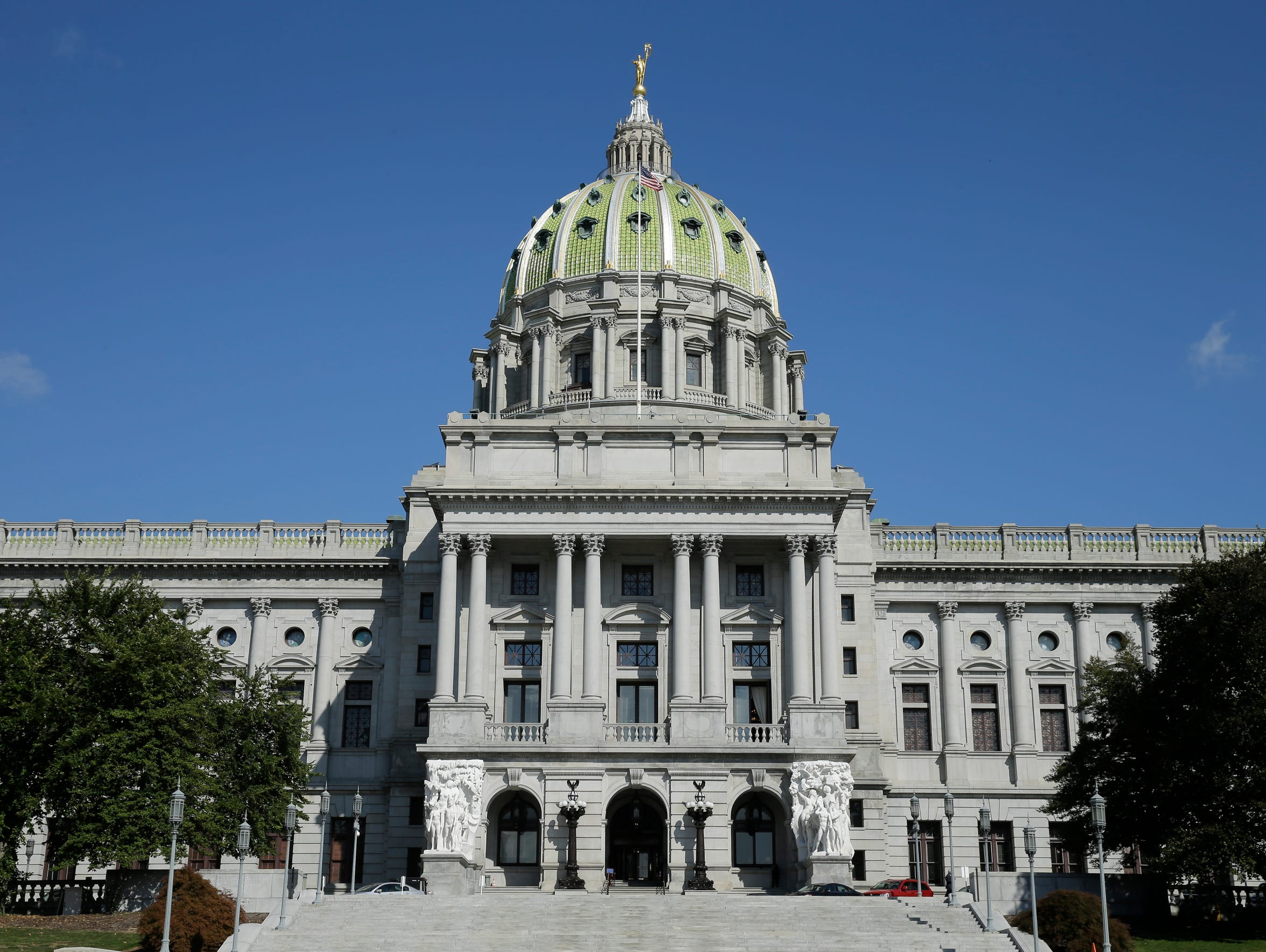 The governor's office and Republican-controlled General
