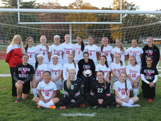 Daily Journal Girls' Soccer Team of the Year