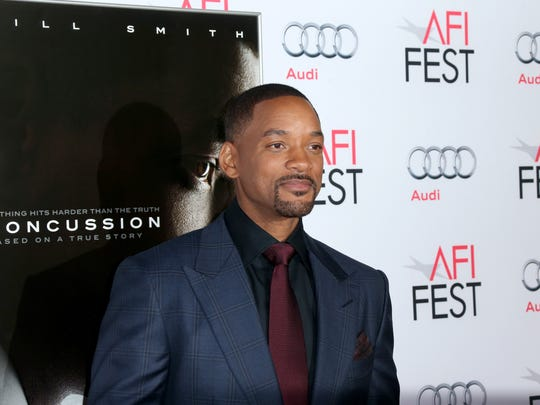 Will Smith attends the Centerpiece Gala Premiere of
