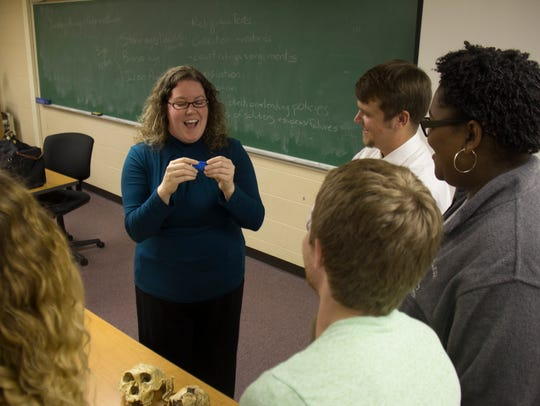 Dr. Megan M. McCullen is awarded a Ph.D from Michigan