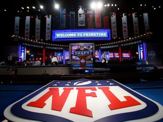 USP NFL: 2013 NFL DRAFT S FBN USA NY