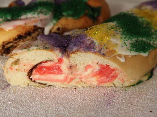 Walmart locations in south Louisiana are known for affordable, ready-made king cakes in a few flavors.