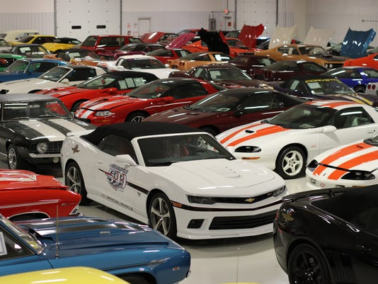 Melbourne Muscle Car Museum Expected To Open In October - Wickham park car show melbourne fl