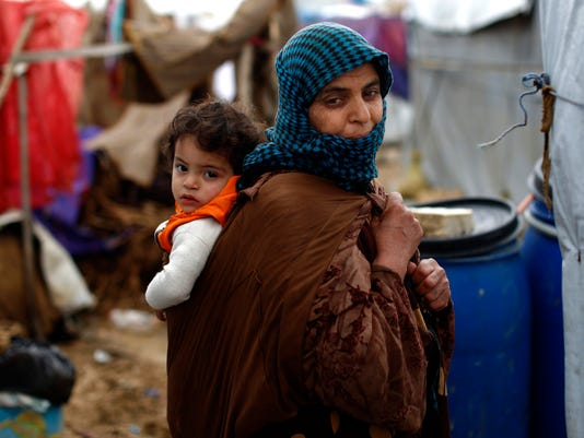 AP MIDEAST SYRIA I FILE LBN