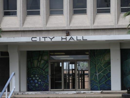 LANDMARK - Monroe City Hall