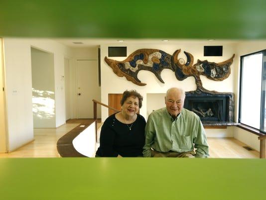 James H. and Sarah Johnson