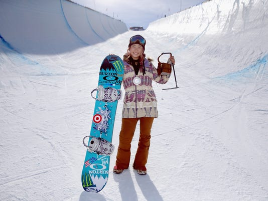 15 Year Old Snowboarder Chloe Kim Makes History
