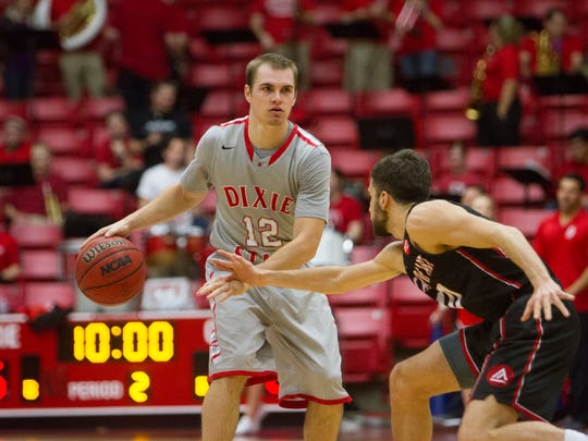 Dixie State defeats Academy of Art 98-68 Thursday,