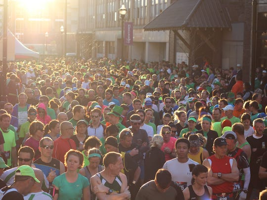 The ShamRox 15K, 5K and Beer Mile returns on March