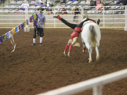 The SRO Rodeo is March 4-5 at Tennessee Miller Coliseum.