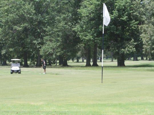 Chennault Park Golf Course
