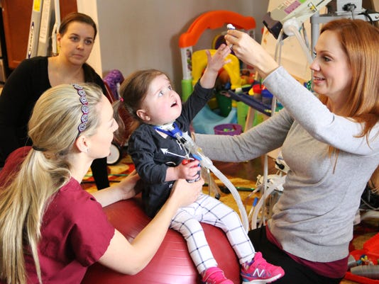 Second Chance Allows 3 Year-Old To Keep Her Heart and Lungs