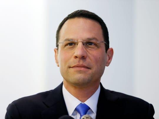Montgomery County Commissioner Josh Shapiro, candidate for Pennsylvania attorney general.