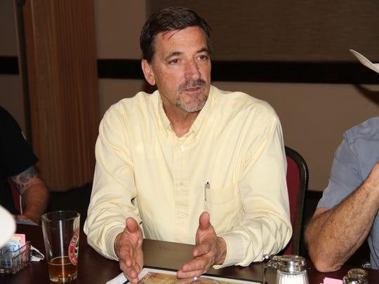 Local sportsman Tim Turri discusses public lands issues