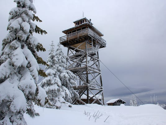 Warner Ridge Lookout