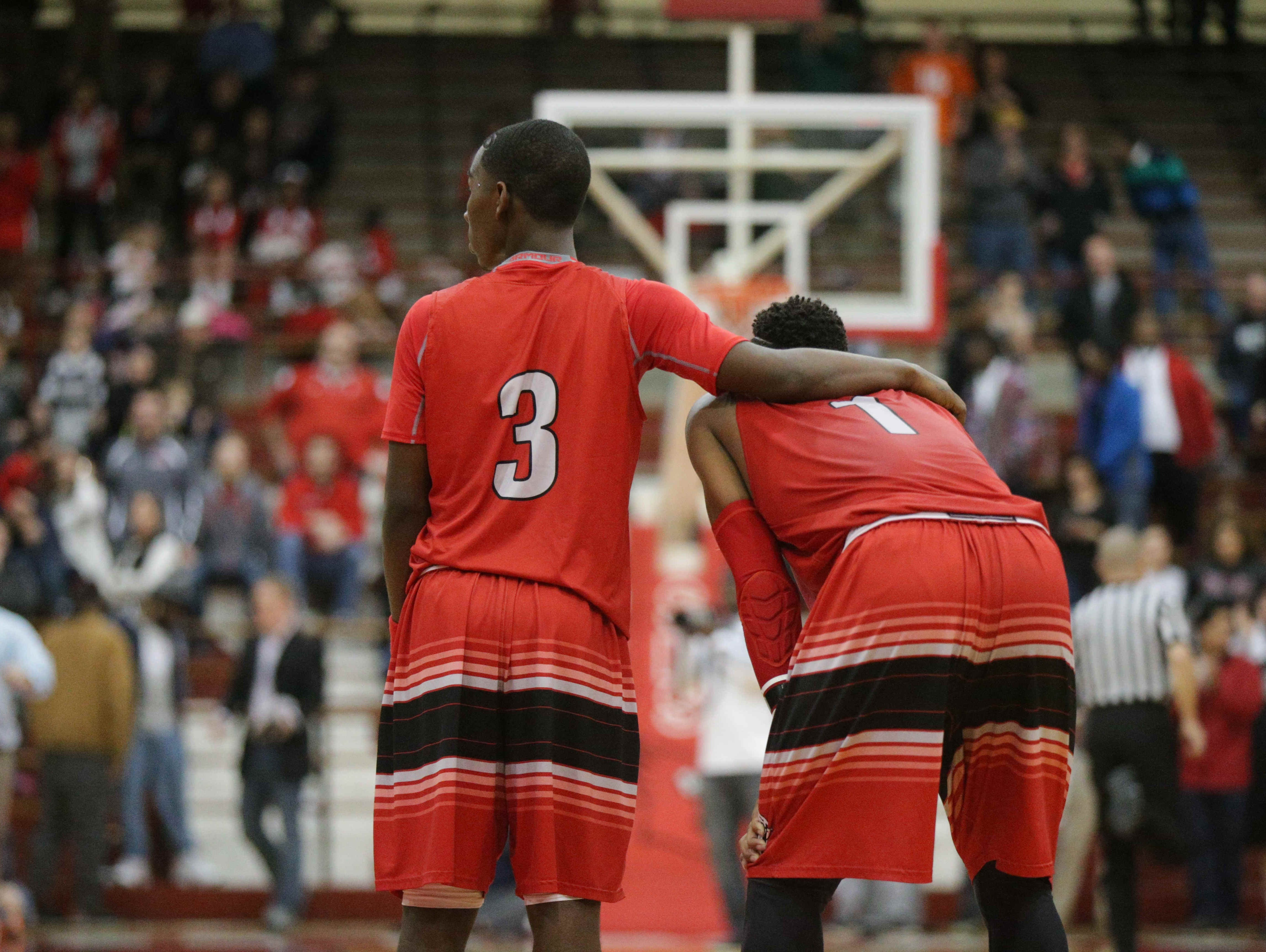 Can Southport win big in its home gym Saturday?