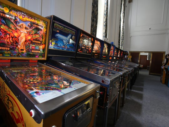 Morristown Game Vault, a classic arcade that opened