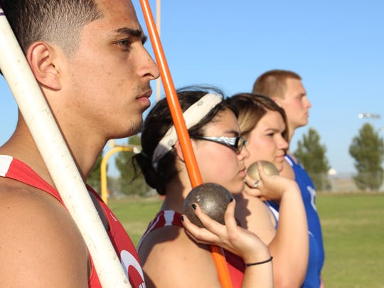 Loving's Miguel Arrieta and Tianna Lopez and Carlsbad's Carly Kantrowitz and Wyatt Kostedt lead their respective squads into the 2016 track and field season.