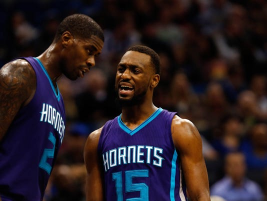 NBA: Charlotte Hornets at Orlando Magic