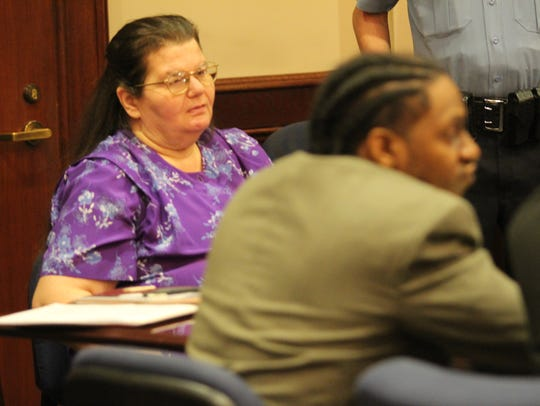 Cynthia Skipper, left, and three others are accused