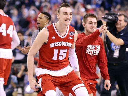 Sam Dekker, the former Sheboygan Lutheran and Wisconsin standout, was nominated for a pair of Wisconsin Sports awards.