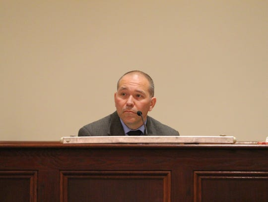 Medical examiner David Zimmerman testified that the