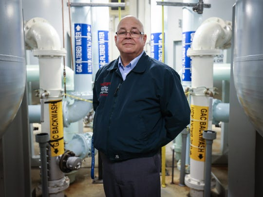 Don Poole manages the Tupper Plains-Chester water district,
