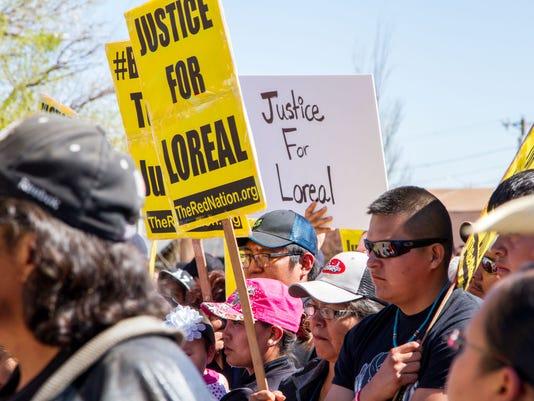 Rally for Loreal Tsingine