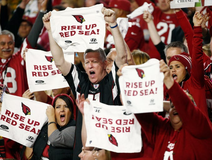 Here's a game-by-game look at the Arizona Cardinals'