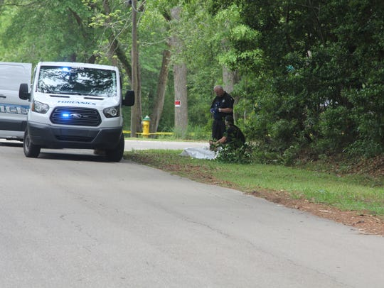 Tallahassee Police investigate the stabbing of Shannan