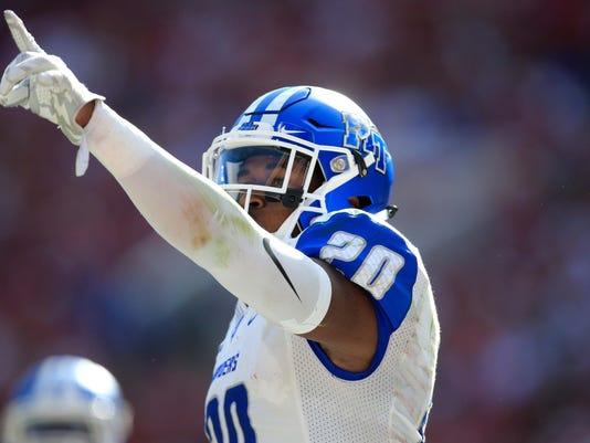 NCAA Football: Middle Tennessee at Alabama