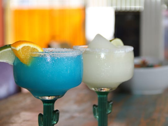 Frozen margaritas are just one of many things Agave will be serving outside of the restaurant during Festival International.