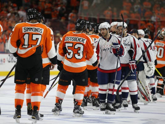 Washington Capitals v Philadelphia Flyers - Game Six