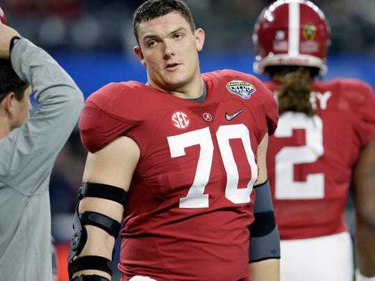 Centers are rarely selected in the first round. The Colts would be wise to make an exception for Alabama's Ryan Kelly.
