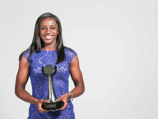 Princeton's Jackie Young named Miss Basketball