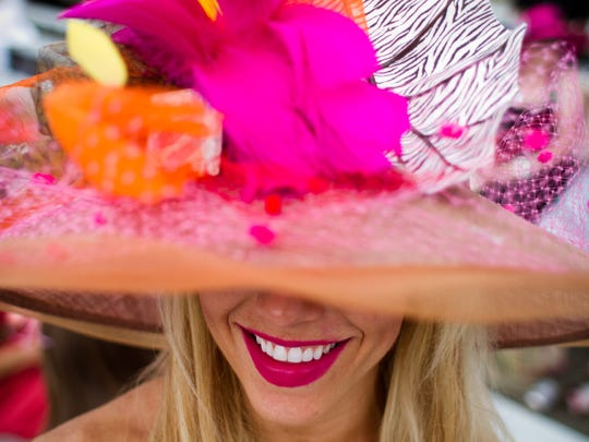 There are prizes for best hat and best dressed at Social Southern's Derby Day party.