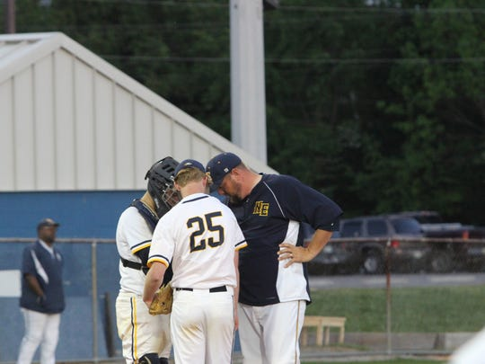 Northeast earned the District 10 No. 2 seed and will face Springfield Friday in the first round of the baseball tournament.
