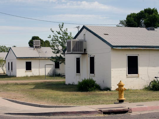 The Coffelt-Lamoreaux Homes on 19th Avenue and Pima Street is a nearly 40-acre housing project owned by the Housing Authority of Maricopa County.