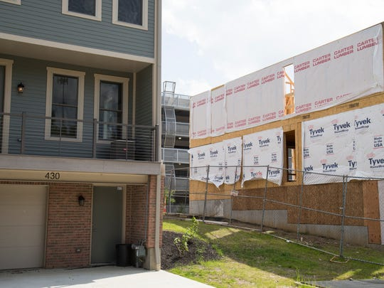 Cincinnati Children's Hospital Medical Center has contributed to construction of Hickory Place Townhomes in Avondale and could add to the investment as part of a new $11.5 million commitment to the neighborhood.
