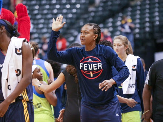 Tamika Catchings could set WNBA records for points