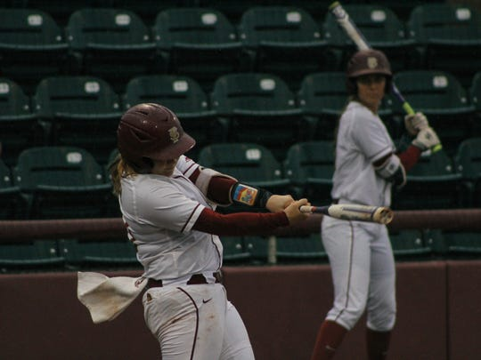 Jessica Warren led the ACC in home runs a season ago with 20, while also smacking in 78 runs for FSU.
