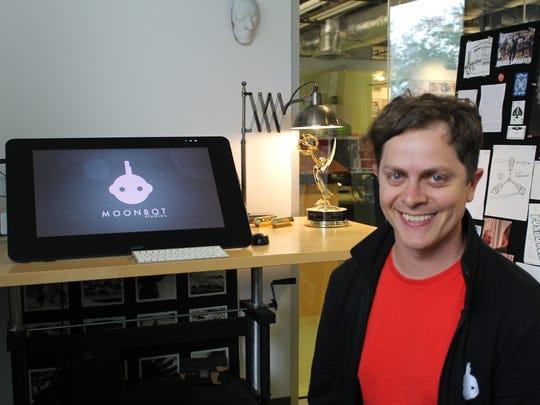 Brandon Oldenburg is the co-founder of Moonbot Studio,