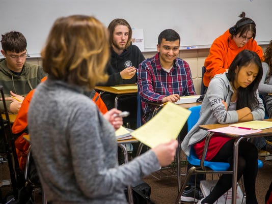 VALLEY MOVES FORWARD AFTER FIGHTS - kelly Black Iowa education