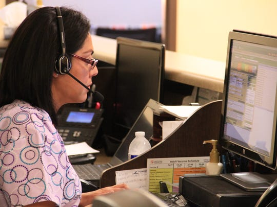 Computers help employees at nonprofit Family Healthcare