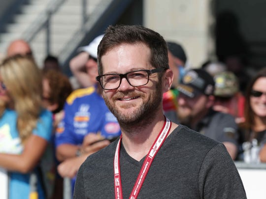 "Singer Songwriter Josh Kaufman from ""The Voice"" walks the red carpet during the 100th running of the Indianapolis 500, at the Indianapolis Motor Speedway, Sunday May 29th, 2016."