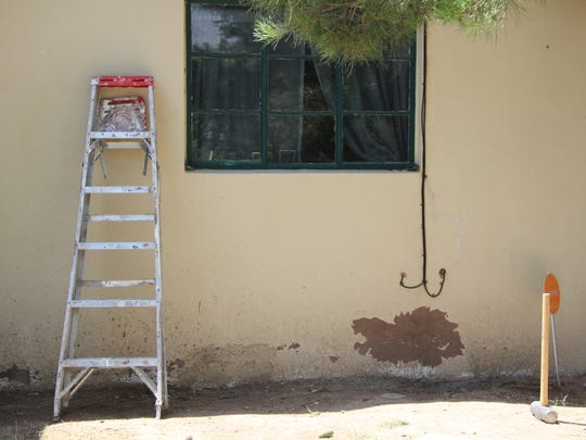 Mission Carlsbad volunteers will paint the entire house