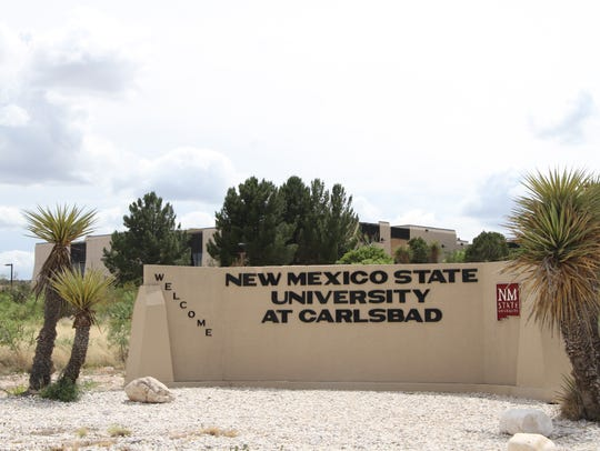 New Mexico State University Carlsbad is a two-year
