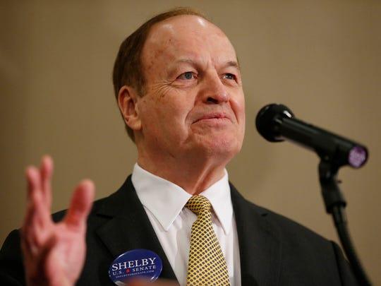 Sen. Richard Shelby, R-Ala.