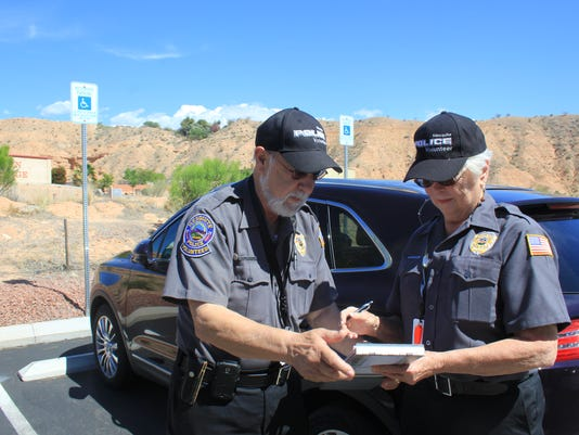 DVT Volunteer Police 1