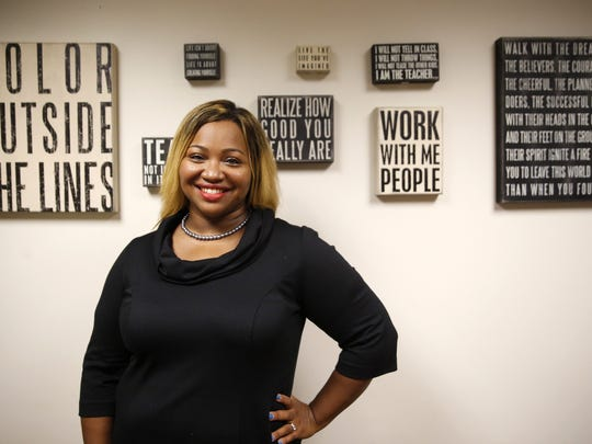 FAMU professor Atira Charles was selected to go to